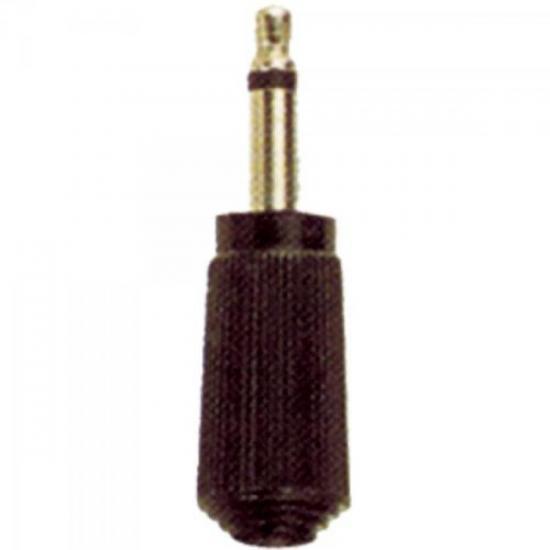 Plug P2 Mono 102 Vermelho EMETAL