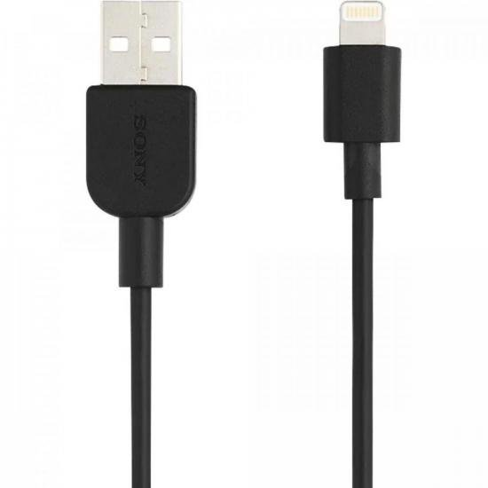 Cabo USB/Lightning SONY 1MT CP-AL100 PT