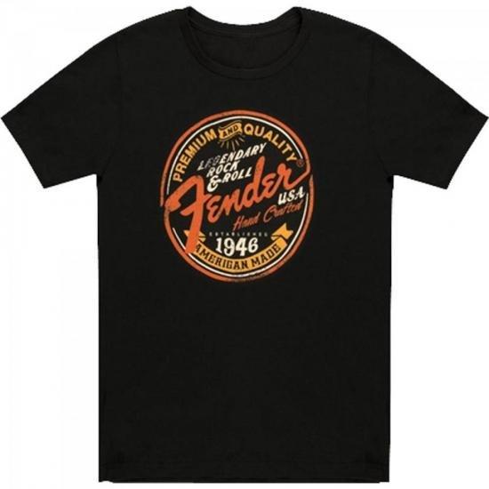 Camiseta Legendary Rock and Roll G FENDER
