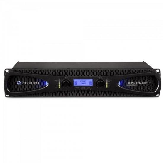 Amplificador 1550W RMS 110V XLS 2502 0 CROWN