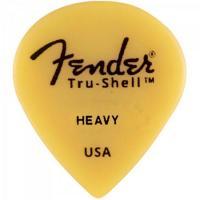 Palheta 551 Heavy Tru-Shell FENDER