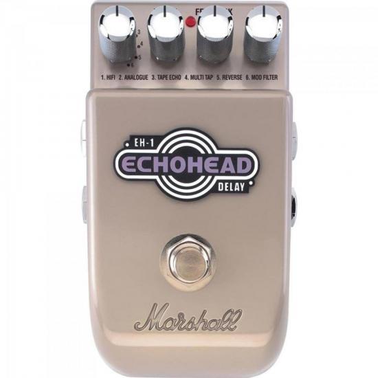 Pedal para Guitarra Echohead Delay EH-1 MARSHALL