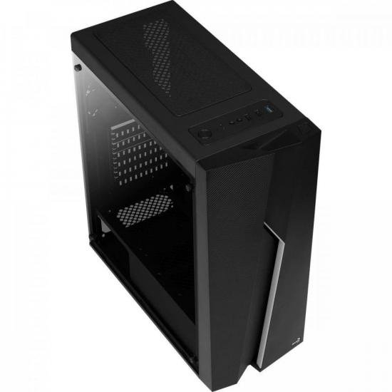 Gabinete Gamer Mid Tower RGB Bolt AEROCOOL