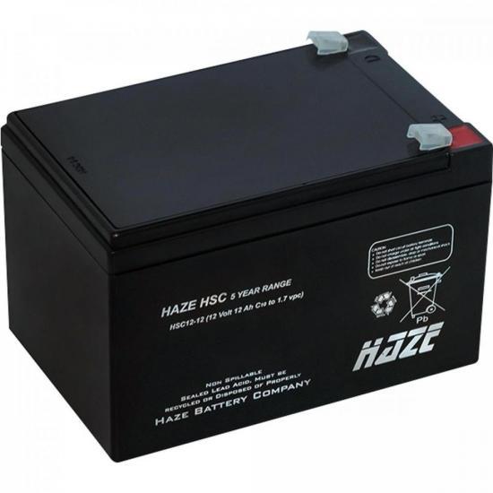 Bateria Selada HSC12-12 HAZEPOWER