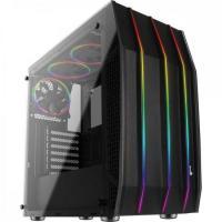Gabinete Gamer Mid Tower Klaw RGB AEROCOOL