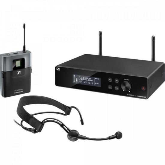 Microfone sem Fio Auricular XSW2-ME3-A SENNHEISER