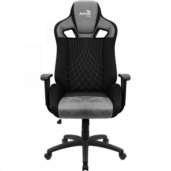 Cadeira Gamer Earl Stone Grey AEROCOOL
