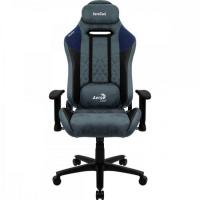 Cadeira Gamer Duke Steel Blue AEROCOOL