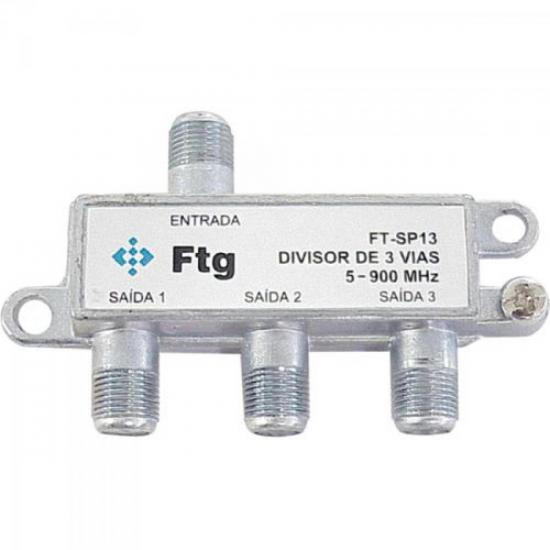 Divisor Antena VHF/UHF 1/3 GENÉRICO