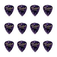 Palheta Celulóide Shape Premium 351 Thin Purple Moto FENDER