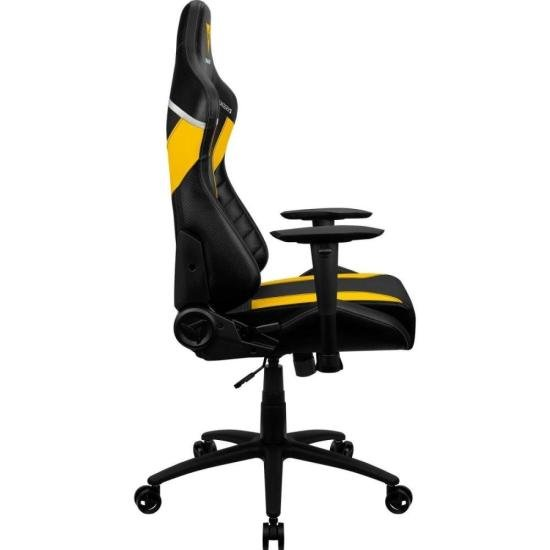 Cadeira Gamer TC3 Bumblebee Yellow THUNDERX3