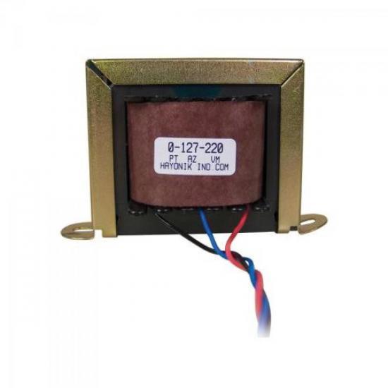 Transformador 15/3 15+15VAC 127/220VAC 1,4A HAYONIK